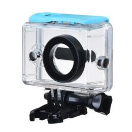 ¡En stock! Accesorios de la caja impermeable Xiaomi Yi para la cámara de deportes de la subasta Xiaomi Yi Subasta 40M envío gratis desde fabricantes
