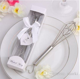 Argentina Batidor de huevo batidor de mano en forma de corazón de acero inoxidable marki para invitados favores de boda y regalos H098A Suministro