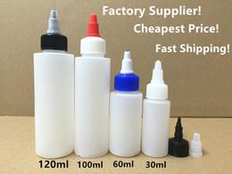 Wholesale Plastic Cap Design - Newest Designed 30ml 50ml 60ml 100ml 120ml PE Unicorn Bottle Pen Style Bottle Plastic Dropper Bottle With Twist off Caps For E Juice