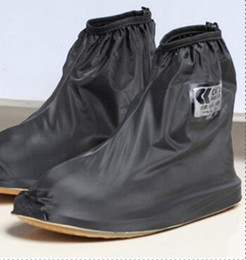 Wholesale Safety Wears - Waterproof Shoe Cover, thickened base, rain shoes, outdoor waterproof, anti-slip wear-proof