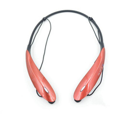 Wholesale Fitness Mic - Sport Headset With MIC Strong Bass Clear Voice For Iphone Samsung Fitness Wireless Bluetooth Headset In Retail Packing
