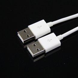 Wholesale Laptops Disks - USB 2.0 Male to Male connector for Car Speaker for Hard Disk for laptop cooling Pad