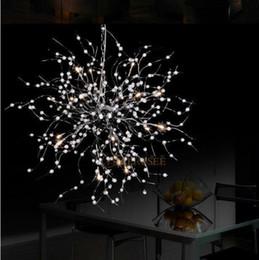 Wholesale floral light fixtures - Beaded Floral Chandelier Light Fixture G4 18 lights Vintage French Chandelier Luster Suspension Hanging Light Global Lighting