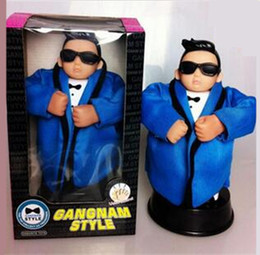 Wholesale Very Funny - Best-selling Voice Control Sensing Funny Electric Toys GANGNAM STYLE THE VERY DIRTY WILLY,WATCH ME GROW Tricky Toy Free Shipping