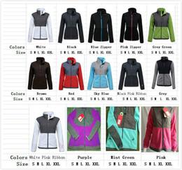 Wholesale Down Jackets Women Hoodies - 2016 New Women's Fleece Hoodies Jackets Fashion Windproof SoftShell Bomber Jacket Ladies Winter Down Coats Men's Kids Sportswear S-XXL