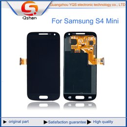 Wholesale Galaxy I9192 - LCD Screen For Samsung Galaxy S4 mini I9190 i9195 i9192 LCD Display Touch Screen with Original Quality Digitizer