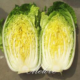 Chinse Cabbage Yellow Heart Vegetable 500 Seeds Verdure resistenti all'inverno non-Gmo facili da coltivare per l'inverno cheap heart seeds da semi di cuore fornitori