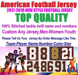 Wholesale Mens American Football Jerseys - Jonathan Allen Jersey Kirk Cousins Sean Taylor Jordan Reed Josh Norman Custom Redskins Cheap American Football Jerseys Mens Women Youth 4xl