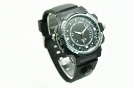 Wholesale video camera for computer - New arrival 720P HD WIFI Watch Remote Monitoring Camera Watch MP4 format Smart watch for mobile phone or computer video recorder mini DV