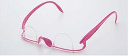 Wholesale Toy Eye Glasses - new cosplay toy eyes fashion Double eyelid glasses exercise artifact forming device Double-fold Eyelids Trainer Glasses Invisible Fiber