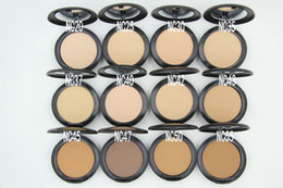 Wholesale Pressed Powder Plus Foundation - Hot Sales Makeup Studio Fix Face Powder Plus Foundation 15g 10 Pc