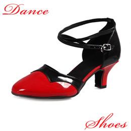 Nuovo arrivo vendita calda tacco da ballo scarpe da ballo latino tango per le donne che ballano suola tacco alto per adulti morbido da