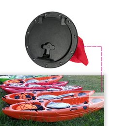 """Wholesale Sitting Bags - Hot New Wholesale 8"""" LARGE Hatch Cover PULL OUT Deck Plate & Bag for Marine Boat Kayak Canoe ML1535"""