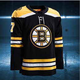 Wholesale Blue Draws - 2017-2018 Season Custom Boston Bruins David Pastrnak Tim Schaller Jimmy Hayes Drew Stafford Torey Krug Kevan Miller Joe Morrow Rask Jersey