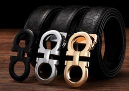 Wholesale Fancy Brands - 100% cowhide genuine leather belts for men cowboy Luxury strap brand male vintage fancy jeans designer belt men high quality