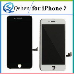 Wholesale Pixel Inches - For iPhone 7 4.7 inch Lcd Display Touch Screen Digitizer Assembly Grade AAA No Dead Pixel Lcd Replacement
