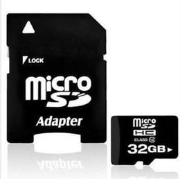 Wholesale Gb Flash Sd - Full 32GB micro sd card class 10 TF memory card with 32 gb MicroSD Flash Tarjeta Cartao de Memoria Carte