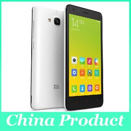 "Wholesale Tablet Sim 8gb - Xiaomi Redmi 2 4G LTE (1+8Gb)The Internet phone fashion charm Preferential discount tablets MSM8916 Quad Core 4.7"" 1GB RAM 8GB ROM"