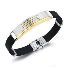 Wholesale Glow Bracelet Personalized - 2017 hot men's bracelets geometric patterns personalized Bracelet