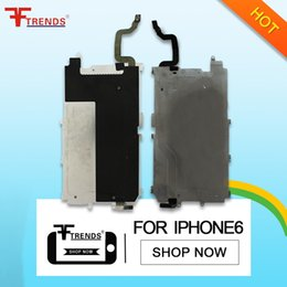 Wholesale Lcd Shield - for iPhone 6 LCD Shield Plate with Flex Cable Assembly Original New High Quality 4.7inch 100% Tested Dropshipping