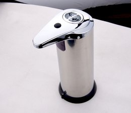 Wholesale Infrared Dispenser - wholesale Liquid Soap Dispenser Elegant Automatic Infrared Body Induction Technology Sound
