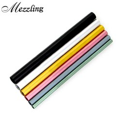 Wholesale Acrylic Rods - Wholesale- Metal Rod C Curve Sticks Nail Art Tools,6pcs set DIY Creative Equipment Accessories for Acrylic Nail Manicure Form,Nail Products