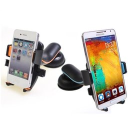 Wholesale Sports Car Mobile Phones - Wholesale Sports Car Mount Holder phone stand GPS holders 360 Degrees rotation new arrival support almost cell phones