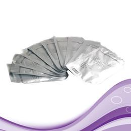 Wholesale Wholesale Therapy Supplies - Anti Freezing Membranes For Cryolipolysis Machine 50pcs lot Antifreeze Membrane DHL Free Shipping 0.6g bag 28*28cm Cryo Therapy Pads