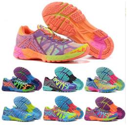 Wholesale Noosa Running Women - 2017 Gel Gel-Noosa TRI 9 8 Women Running Shoes High Quality Cheap Training New Hot Sale Walking Sport Shoes Size 36-40