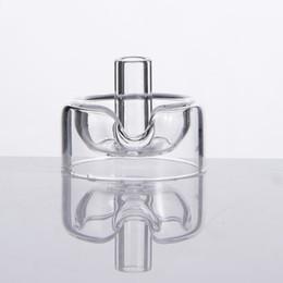Титановый медный ковш онлайн-DHL Carb Cap для меда ведро реального кварца ручной работы также продают кварцевые Banger бульдозер ногтей Титана ногтей Dabber Carb Cap