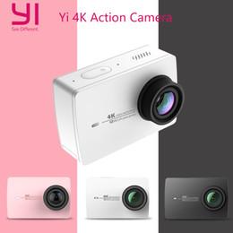 Argentina Xiaomi YI 4K Acción Cámara 2 Ambarella A9SE Xiaoyi Deportes Cámara II 2.19
