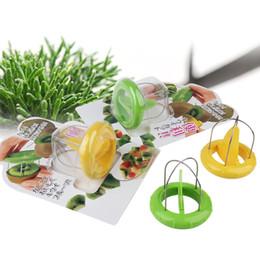 Wholesale Mini Kitchen Gadgets - Mini Fruit Cutter Peeler Slicer Kitchen Gadgets Tools For Pitaya Green Kiwi Multi Function Go Nuclear Tool 1 7cq J