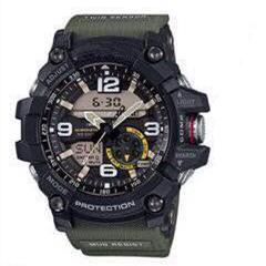Wholesale Military Watches G Shock - Top Brand Luxury Camouflage GG1000 Small Working Dail Multi Functional G Style Waterproof Military Shock Watches Analog Quartz Outdoor Clock