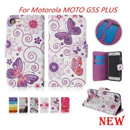 Wholesale Leather Case Q8 - Wallet Case For LG Q8 V20 Mini For zte Blade Vantage For motorola MOTO G5S PLUS Flip Leather Case Cover Card Slot C