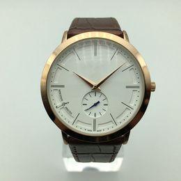 Wholesale Elegant Wrist Watch - Hot sale 2017 new style elegant AAA brand luxury leather band quartz male clocks business analog date men dress wrist watch relojes hombre
