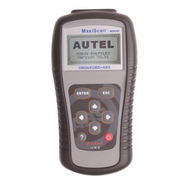 Wholesale Autel Volvo Maxiscan - MaxiScan OBD 2 OBDII OBD2 MS609 Scanner Code Reader Car Vehicle Engine Fault Diagnostic Scanner Tool