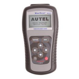 Wholesale Obd2 Autel Scanner - MaxiScan OBD 2 OBDII OBD2 MS609 Scanner Code Reader Car Vehicle Engine Fault Diagnostic Scanner Tool