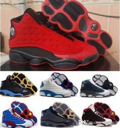 Wholesale Cheap Women S Summer Shoes - Cheap Price Retro XIII 13 CP3 Basketball Men Shoes Retro 13s Black Orion Blue Sunstone Athletics Sneakers Sports shoe Retro 13's Traine