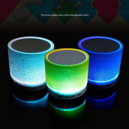 Wholesale Tablet Pc For Sale - New Original A9 Portable Wireless Bluetooth Speaker New High Quality For Smartphone For Tablet PC Hot Sale For Gift