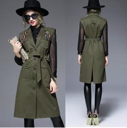 Wholesale Korean Long Blazers For Women - Woman Blazer Feminino 2016 Women Blazers And Jackets Spring Autumn Winter Long Korean Suit For Women Formal Blazer Lady YF03