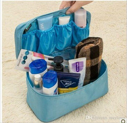 Wholesale Monopoly Bag - Fashion Toiletry Kits Travel Bags MONOPOLY Travel Series Underwear Pouch Tidy Hygienic Pockets Store Simple Item Canvas 5 Colors Wholesale