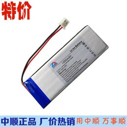 Wholesale Cell Phone Ex - New Li-ion Cell [ex] 1000mAh 353080 3.7V polymer battery 423080 car phone smart home For GPS Mobile Computer Parts