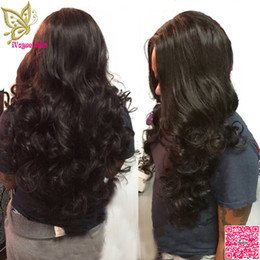 "upart loose wave wigs Coupons - Peruvian Loose Wave U Part Wigs Human Hair Glueless Upart Human Hair Wig Wavy Middle Part 1""X4"" Opening For Black Women"