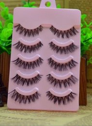 Wholesale Customize Hair Extensions - Can be customized packing day handmade eyelashes, eyes, tail extension, natural mess, cross thick eyelashes free