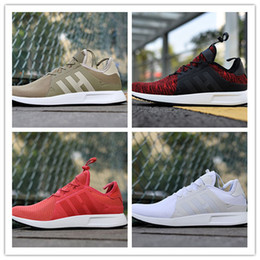 Wholesale Open Discount - 2017 new NMD X_PLR Running shoes Triple Black White Ultra Boost red grey blue Fashion men NMDS X PLR discount cheap Sports Shoes