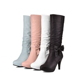 Wholesale United Works - Winter fashion female boots Europe and the United States and Russia's favorite quality exempt postage
