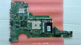 Wholesale Motherboard For Hp Pavilion G7 - 683031-001 683031-501 board for HP pavilion G4 G6 G7 G4-2000 g6-2000 g7-2000 laptop motherboard with amd DDR3 A70M chipset 7670 2G