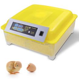 Contrôle de la température des œufs de poulet automatique numérique Turner Hatcher de 48 incubateurs ? partir de fabricateur