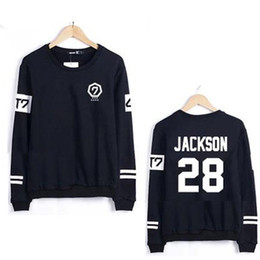 Wholesale Korean Couple Pullover - 2016 New Korean Sport Women Sweatshirts Slim Harajuku Plus Size Couple Clothes Letters Number Print Hoodie Casual Pullover