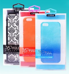 Wholesale Galaxy Note Box Packaging - Package box for iPhone 8 Case Universal Plastic PVC Retail Packaging iPhone 6 6S 7 8 Plus 4.7 5.5 inch 5 5S Samsung Galaxy S7 S6 S5 Note 4 3